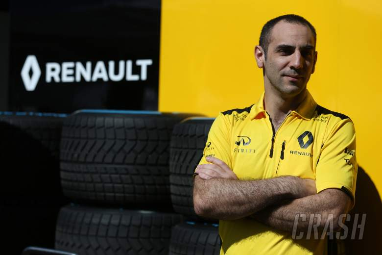 Renault: Spanish GP a 'marker in the sand'