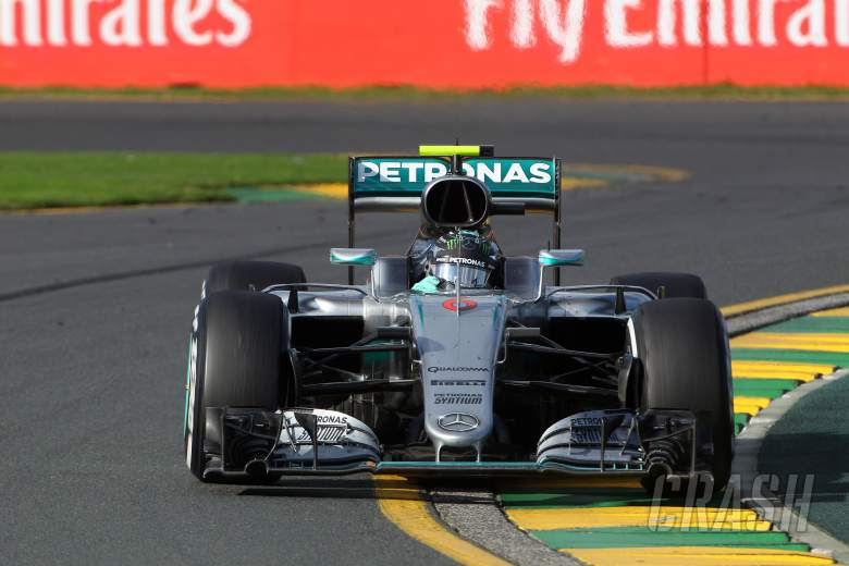 Rosberg changed driving style to avoid Oz GP DNF