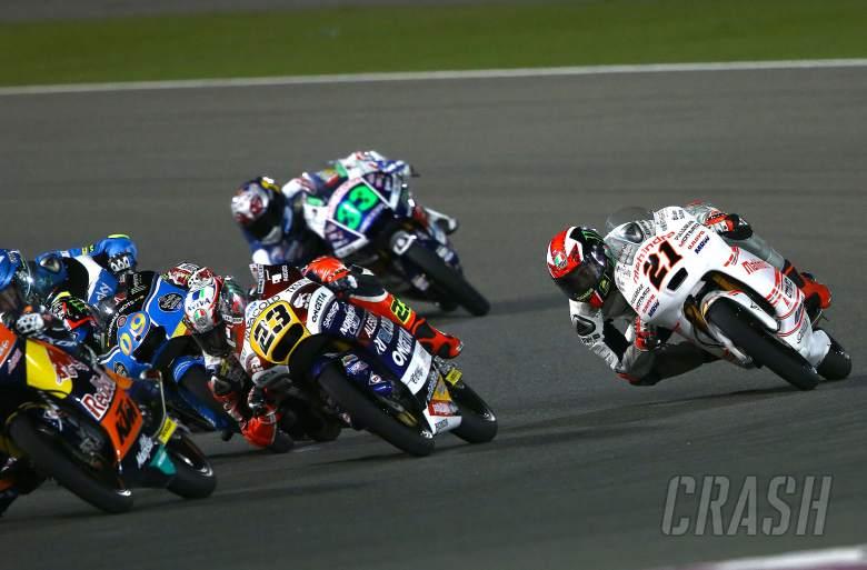 Moto3: Antonelli steals win in dramatic dash to the line