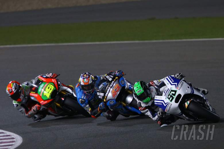 Laverty matches MotoGP best on 'real' Ducati debut