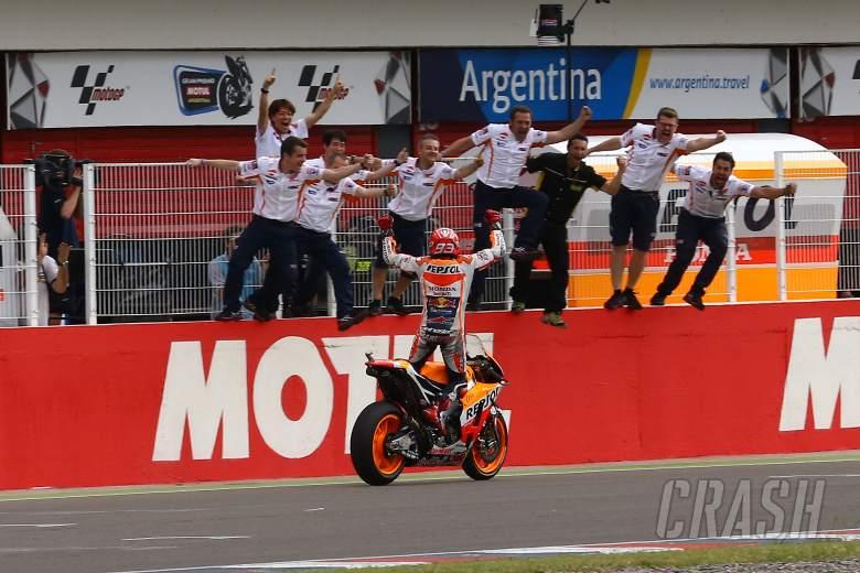 MotoGP Argentina - Race Results