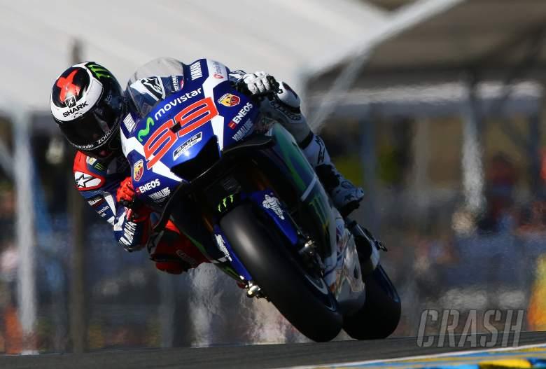 MotoGP Le Mans - Full Qualifying Results