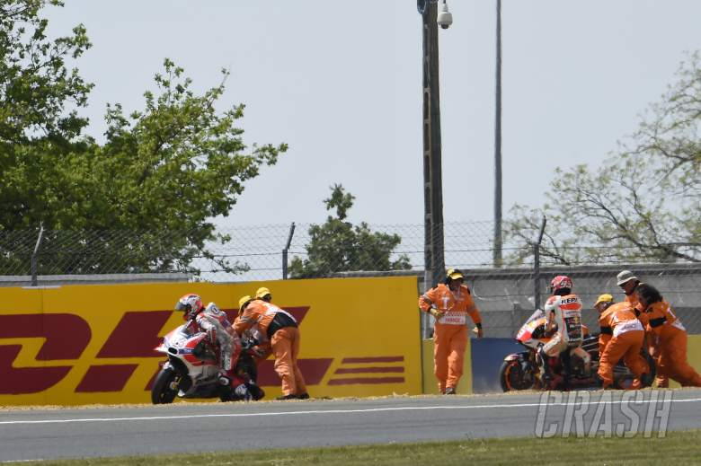 Marquez: This happens if you lack acceleration