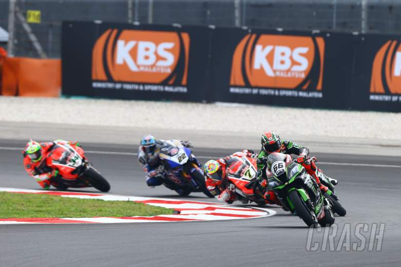 Turning the corner: Who does what in WSBK