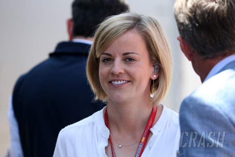 Susie Wolff lands MBE in Queen's New Year Honours