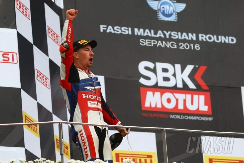 Nicky Hayden talks first World Superbike win