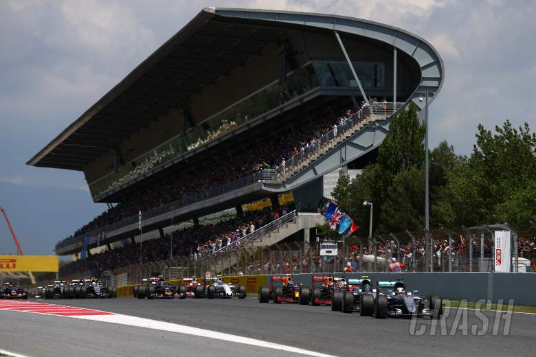 Where can I watch the Spanish Grand Prix?