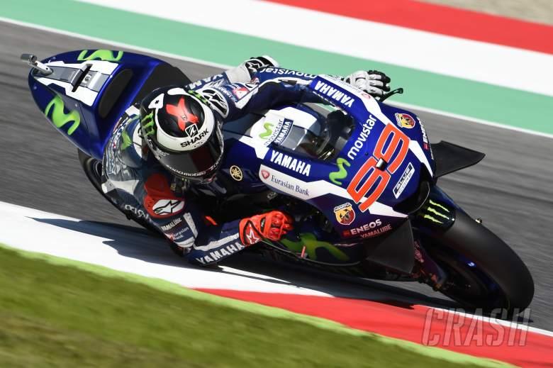MotoGP Mugello - Race Results