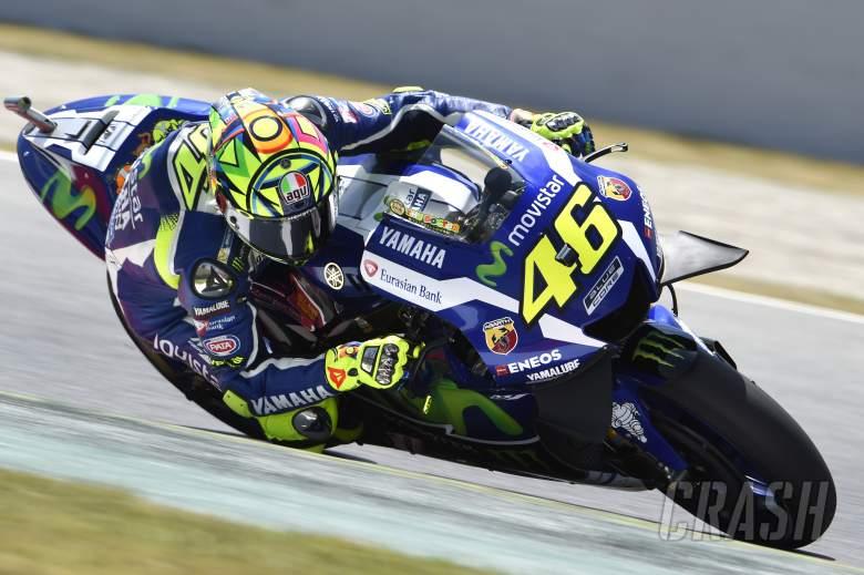 Rossi defeats Marquez in Catalunya