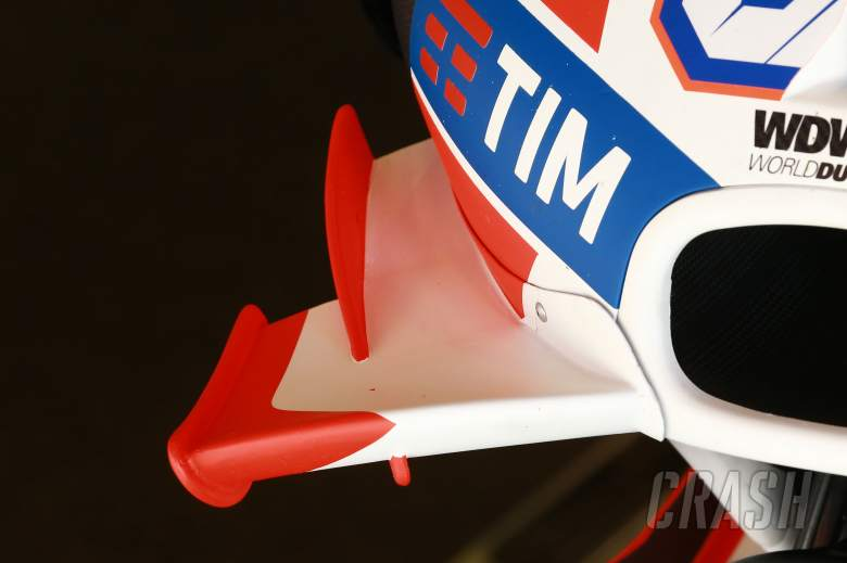 Why wings were banned in MotoGP
