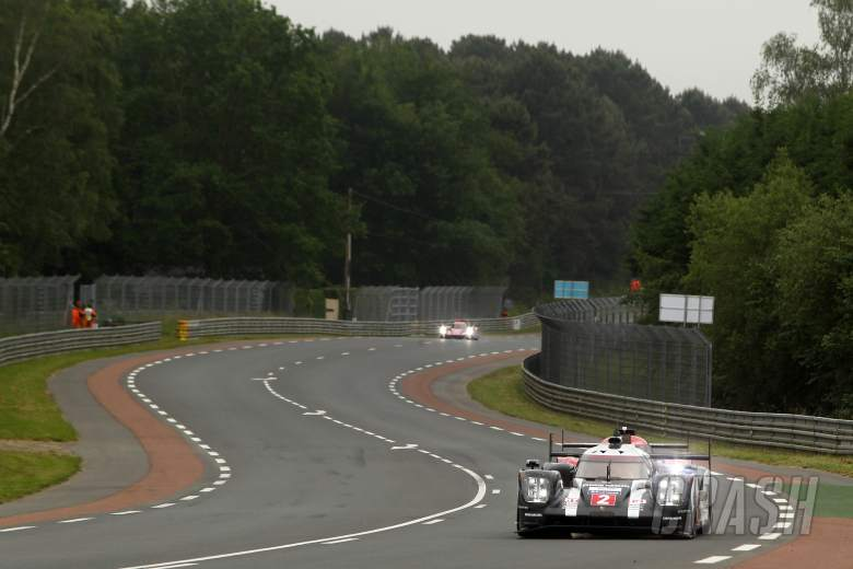 Le Mans 24 Hours - Free practice results