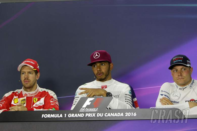 Canadian Grand Prix - Post-race press conference