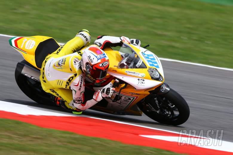 Schmidt Racing splits from MV Agusta