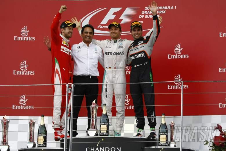 European Grand Prix - Post-race press conference