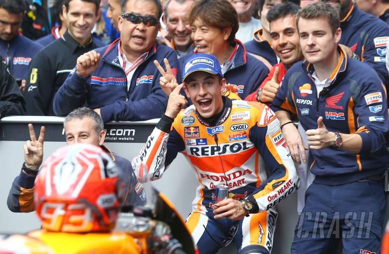 Latest 2016 MotoGP Championship standings