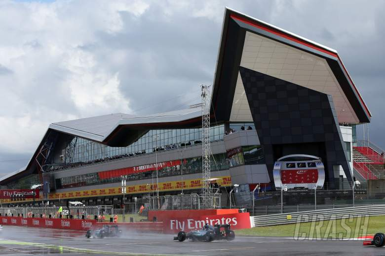 Does the British Grand Prix have to be held at Silverstone?