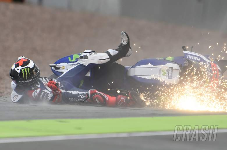 Lorenzo: We are not competitive in any area