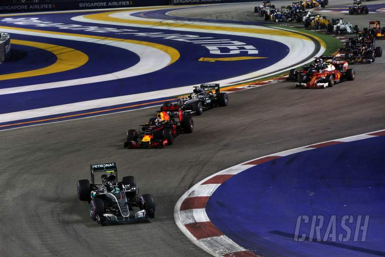 Why the Singapore GP is the ultimate F1 adventure spectacular