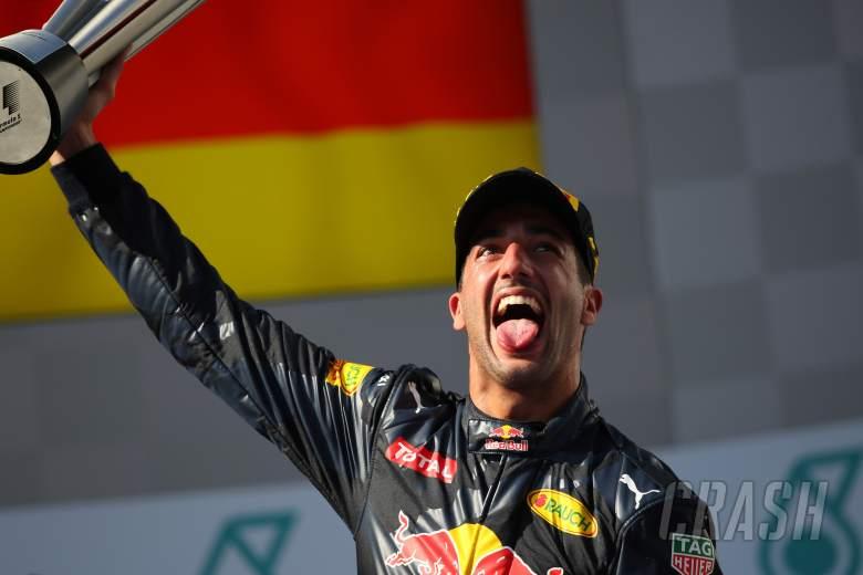 10 Minutes with Daniel Ricciardo