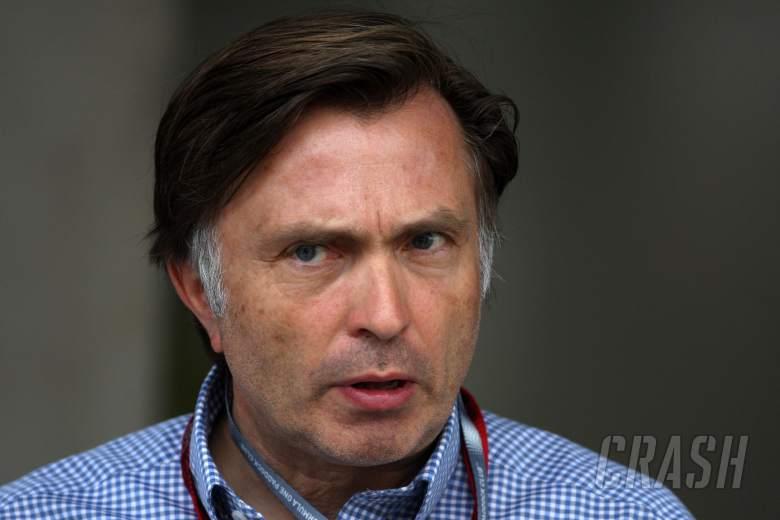 Jost Capito splits with McLaren