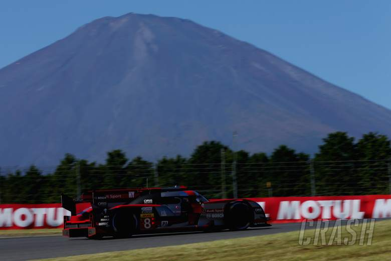 WEC: 6 Hours of Fuji - Qualifying results