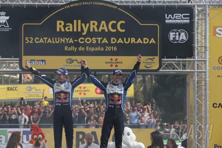 RallyRACC Catalunya - Rally de Espana: Post-event press conference