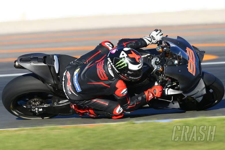 Lorenzo: Ducati the Ferrari of motorcycling