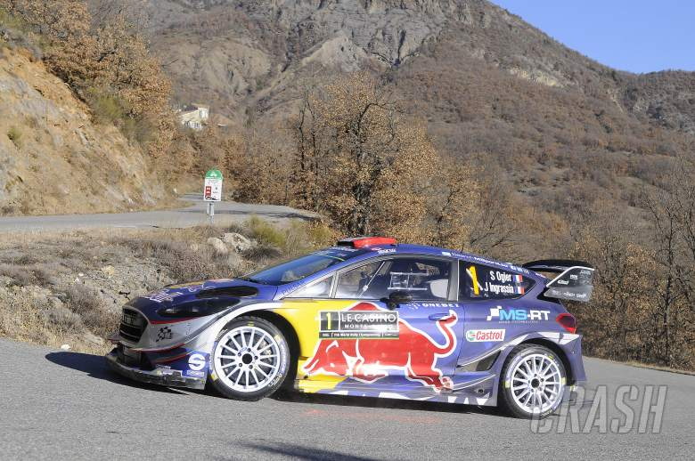 Ogier plots measured attack for Rally Mexico