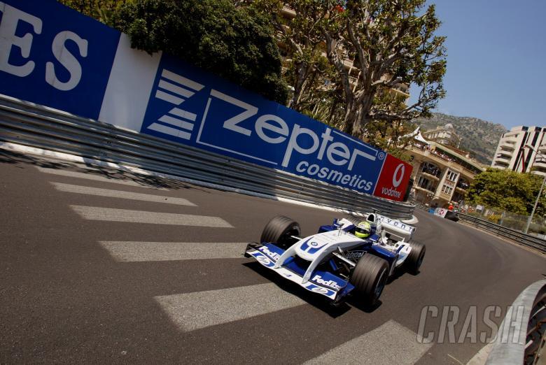 Ralf Schumacher - Williams-BMW FW26