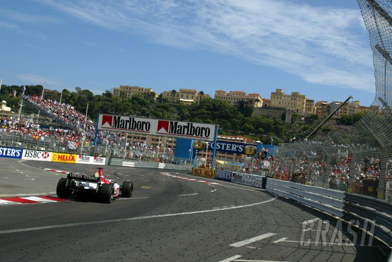 Jenson Button - BAR-Honda 006