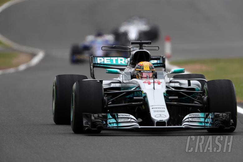 15.07.2017 - Free Practice 3, Lewis Hamilton (GBR) Mercedes AMG F1 W08