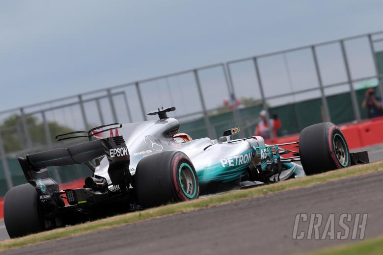 16.07.2017 - Race, Lewis Hamilton (GBR) Mercedes AMG F1 W08