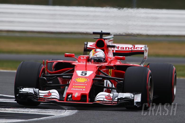 Pirelli confirms cause of Vettel's Silverstone tyre failure