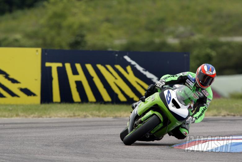Pere Riba, MSS Discovery Racing Kawasaki ZX 6RR