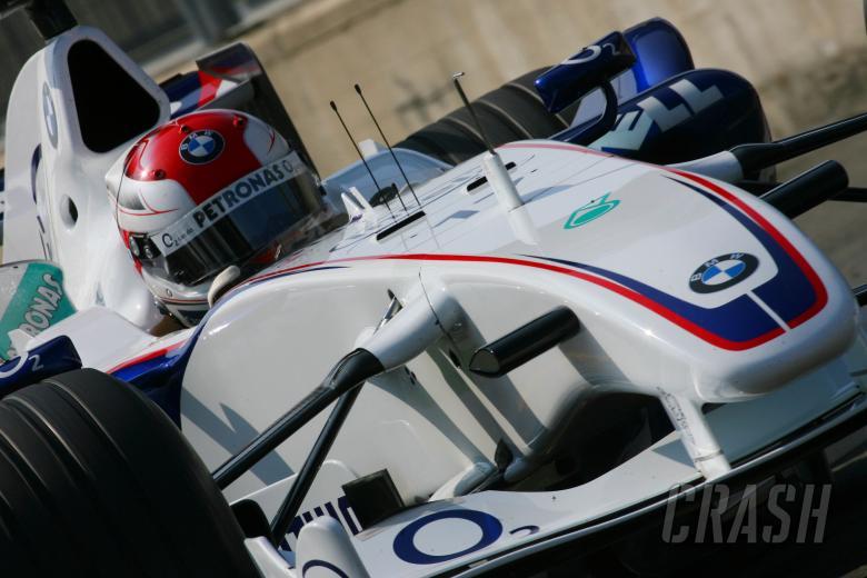 09.09.2006 Monza, Italy, Robert Kubica (POL), BMW Sauber F1 Team, F1.06 - Formula 1 World Championsh