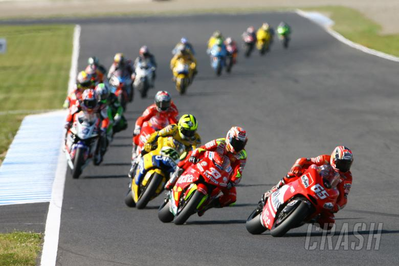 Capirossi, Japanese MotoGP Race 2006