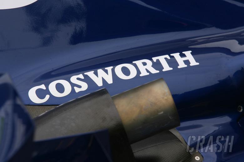 05.10.2006 Suzuka, Japan, WilliamsF1 Team, FW28 Cosworth, engine cover - Formula 1 World Championshi