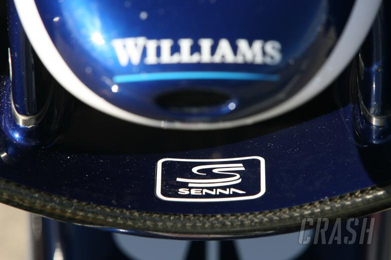 07.10.2006 Suzuka, Japan, WilliamsF1 Team, FW28 Cosworth, Front wing - Formula 1 World Championship,