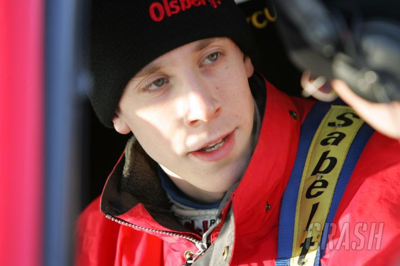 Patrik Flodin (SWE), Olsbergs Subaru Impreza S10 WRC. Swedish Rally, 8-11th February 2007.