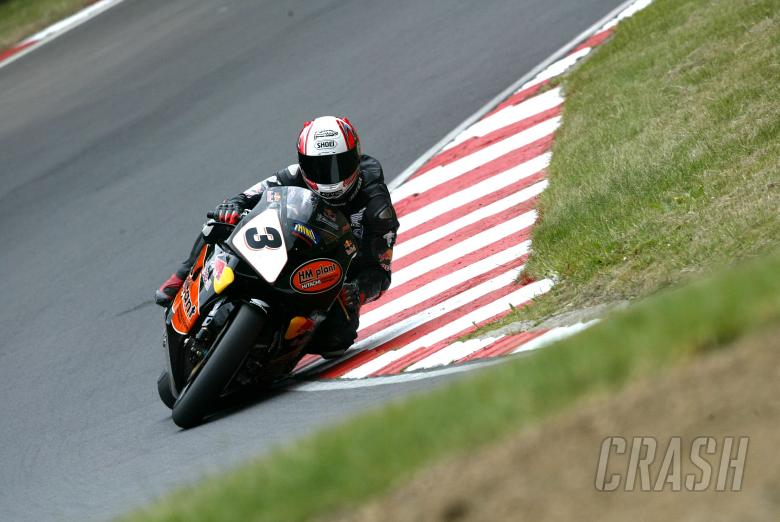 Rutter, Brands Hatch BSB-2, 2004
