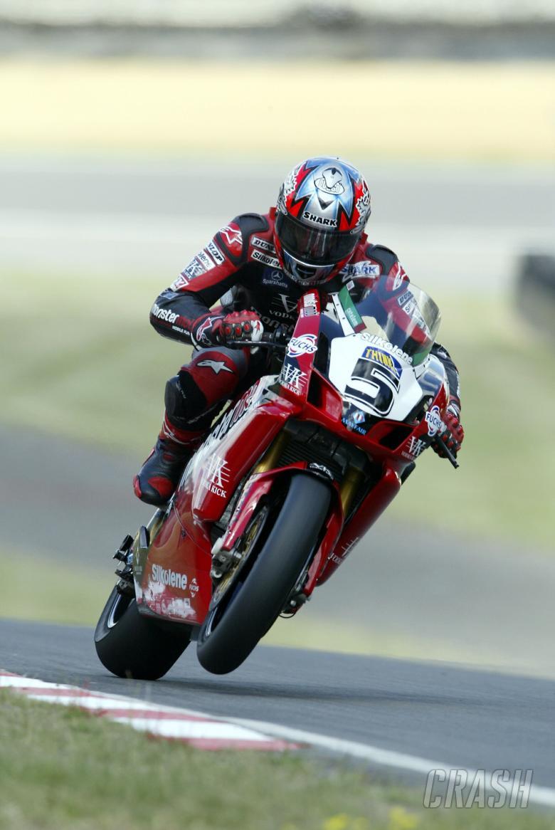 Sean Emmett, Monstermob Ducati