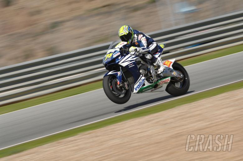Elias, Jerez MotoGP Test February 2007