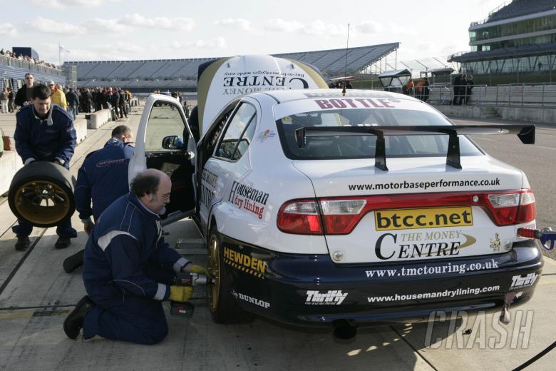 Matt Allison (GBR), Motorbase Performance, SEAT Toledo, Super 2000