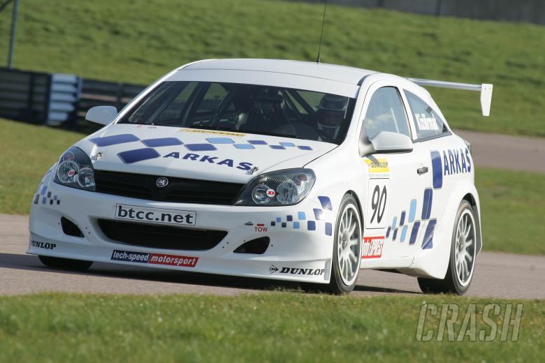 Erkut Kizilirmak (TKY), Arkas RacingVauxhall, Astra Sport Hatch, BTC