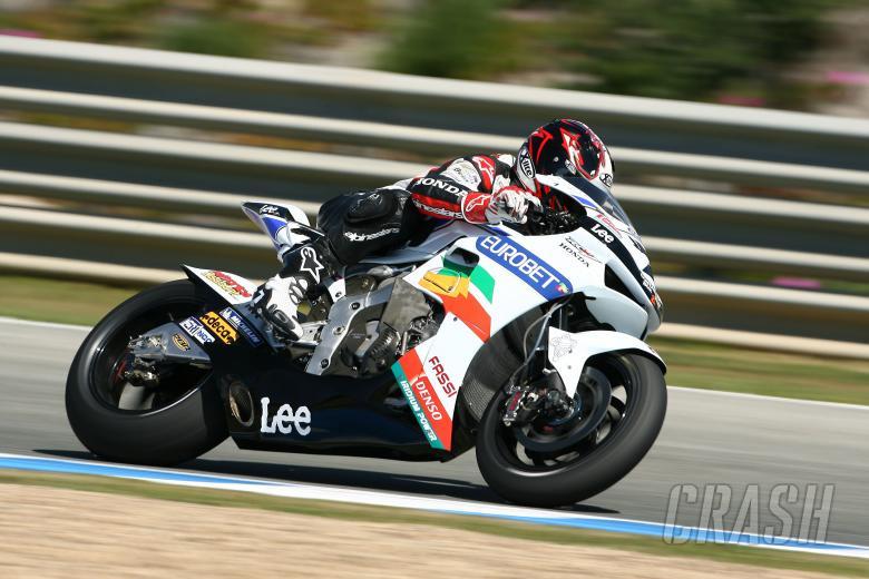 Checa, Spanish MotoGP 2007