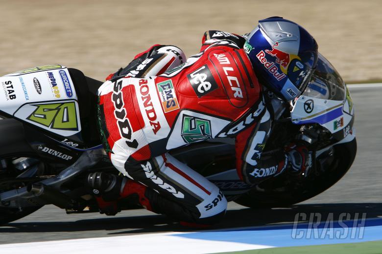Eugene Laverty (GBR), LCR Honda, Honda, 50, 2007 250 Grand Prix World Championship,