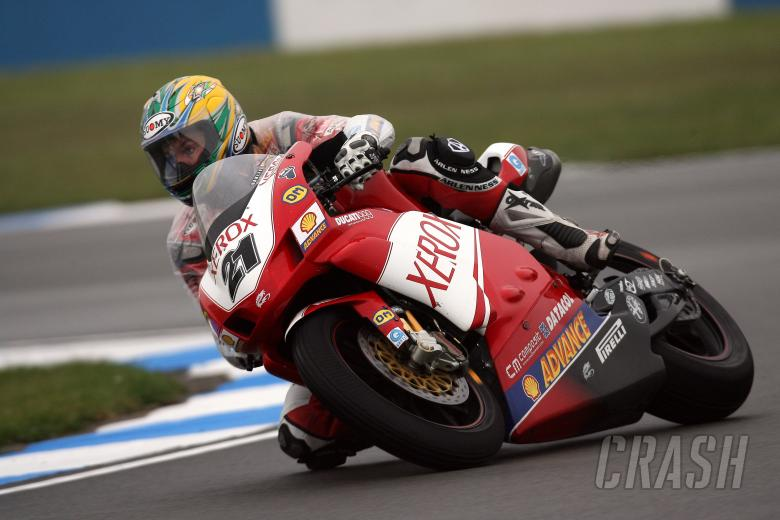 Troy Bayliss (AUS), Ducati Xerox Team, Ducati 999F07, 21 2007 Superbike World Championship, Round 3