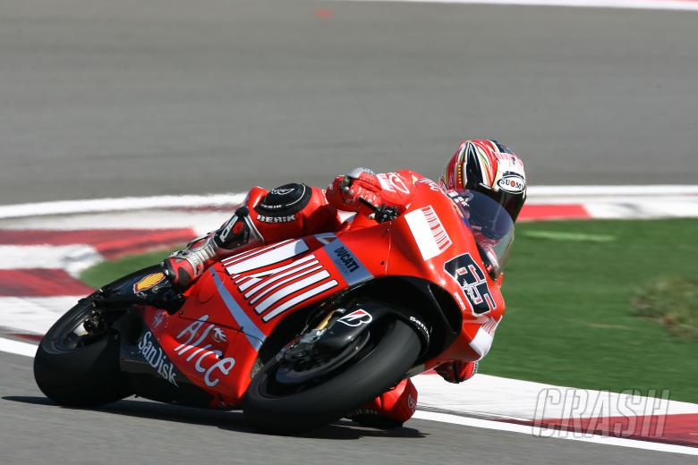 Capirossi, Turkish MotoGP 2007
