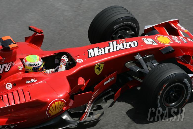 Felipe Massa (BRA) Ferrari F2007, Monaco F1 Grand Prix, 24th-27th, May, 2007