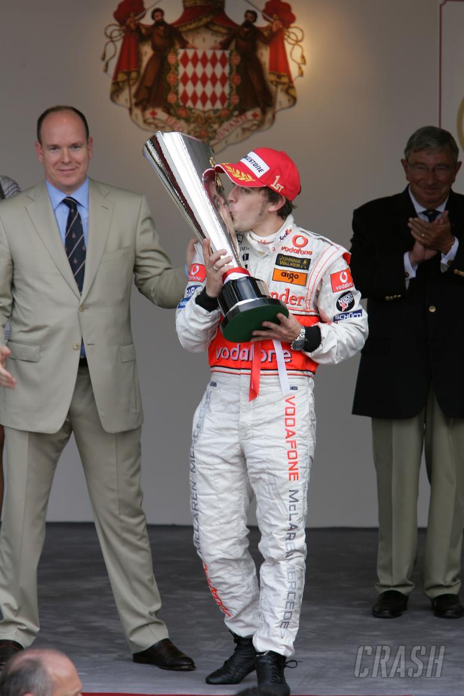 Fernando Alonso (ESP) McLaren MP4/22, Monaco F1 Grand Prix, 24th-27th, May, 2007